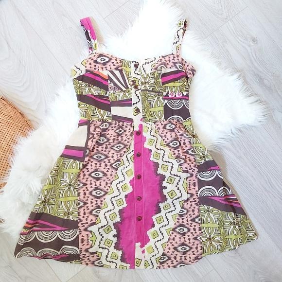 Summer Peppe Peluso pattern dress